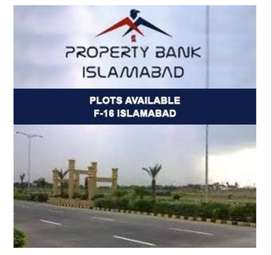 Plot for Sale Sector F/16-3 Islamabad Plot 214 Size 35*70