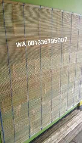 krei tirai bambu langsung pesan nayar di tempat anda