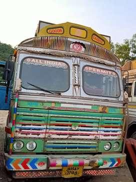 Ashok Leyland 12 wheeler