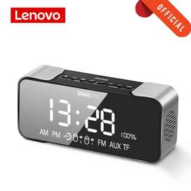 Lenovo L022 LED Alarm Clock Bluetooth Speaker