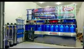 Depot air minum isi ulang galon made in Damisiu