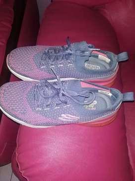 Sepatu skecher air women size 40 like new abis di spa sepatu