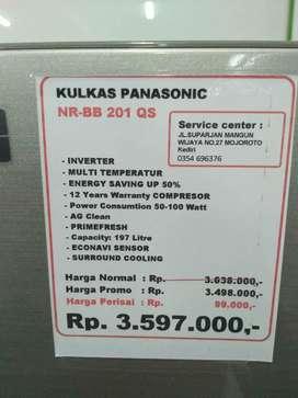 Kulkas Panasonic Promo Kredit free Admin