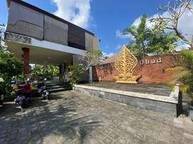 Villa komplek murah full view sawah