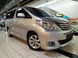Toyota alphard x 2.4 at 2011 good kondisi #dapatkn hadiah langsung