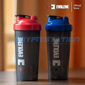 Shaker Evolene 600 mL / 600ml botol bottle minum smart smartshaker