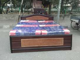 Double bed king size 6 y 6 fit new designers