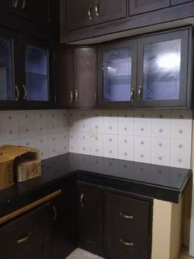 Bejai : 3 Bedroom's Semi furnished Apartment For Rent Rs.14,000/-