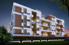 26 lakh,1bhk flat In Marunji- hinjewadi
