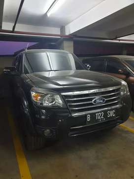 Ford Everest 2009 A/T
