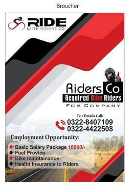Riders Co