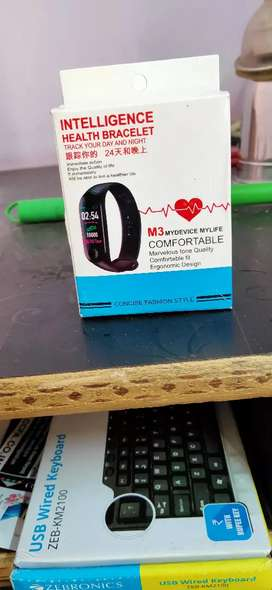 Intelligent health bracelet