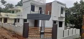 Newly built house for sale near keralapuram 500mtr away from highway.