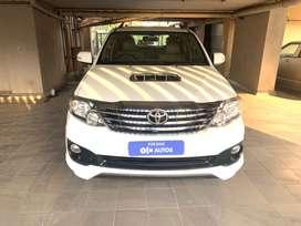 Toyota Fortuner 2011-2016 4x2 AT, 2013, Diesel