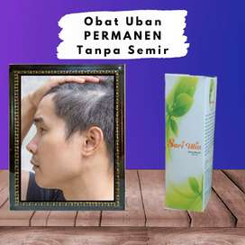 Solusi untuk rambut uban