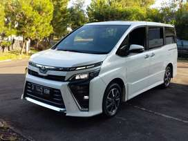 Toyota voxy tahun 2017 ISTIMEWA SEPERTI BARU