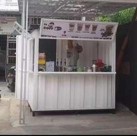Booth Container / Promo Harga Khusus menyambut bulan puasa