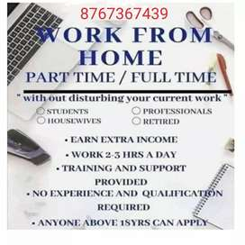 Jobs available here for house wife and mothers