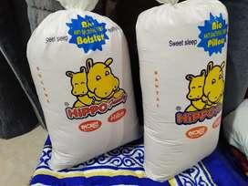 Bantal bio hippo family