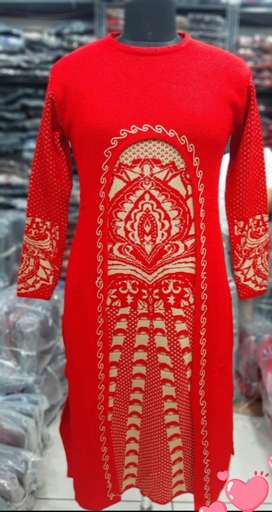 Woolen Kurtis for sale at exclusive price