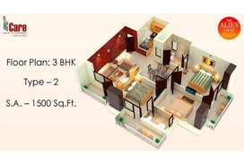 New launch Flat in Mithila colony Near Patliputra Station