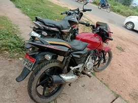 sell my pulsar&discover good conditions