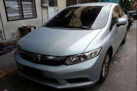 All New Honda Civic Automatic untuk Kredit