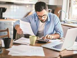 Earn Rs 10000 to Rs 12000 with Data entry work by working from home.