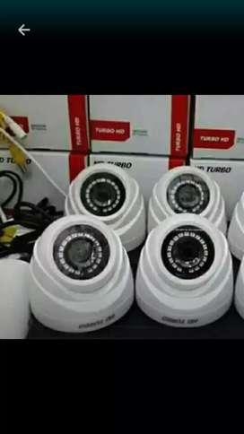 pasang paket kamera CCTV: full HD 2mp/4ch free pasang