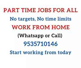 Earn monthly 30,000 with simple typing job. Apply Now