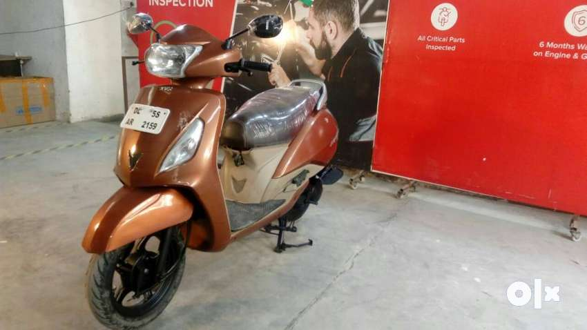 Good Condition TVS Jupiter Std with Warranty    2159 Delhi 0