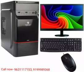 Purchase Branded PC (zebronics) only @9999/-