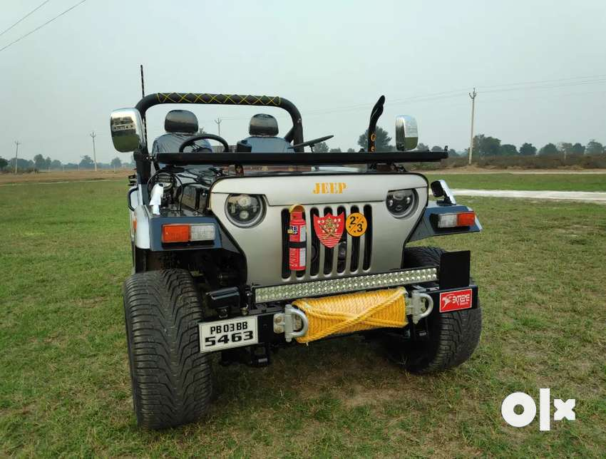 New creation of jeeps all India delivery all degine available 0