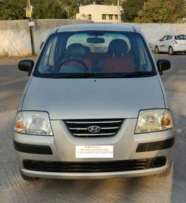 Hyundai Santro Xing GLS Automatic, 2008, CNG & Hybrids