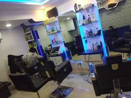 Galaxy  saloon man's  and  ladies