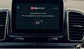 Ola play device and Lenovo tab for sale scratchless