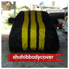 Mantel selimut bodycover sarung jas mobil COD