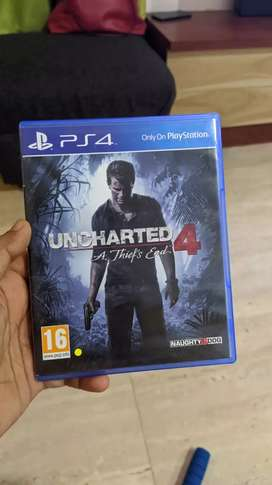 Uncharted 4 ( PS4 )