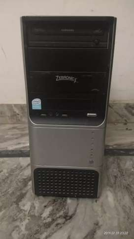 Pc with 500 gb hdd