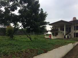 Jual Tanah di Kav. Parung Hijau Kemang - 3100 m2 - Murah
