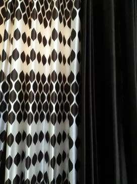 Curtain for house