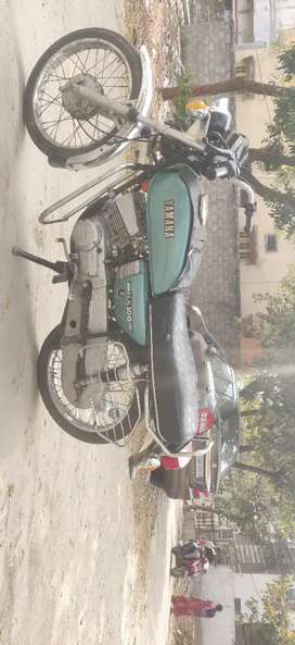 i want sell my Bike Yamaha Rx100 Good condition