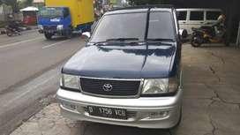 Kijang Krista Diesel 2001