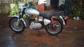 Royal Enfield electra 4speed right side gears