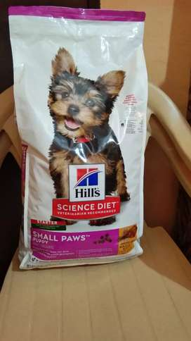 Hills small paws 7.5 kg