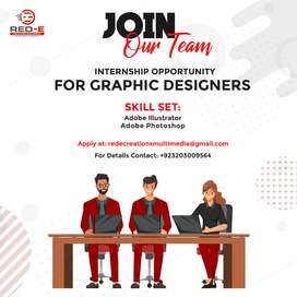 Internship For Graphic Designer