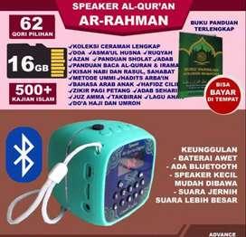 Speaker Quran 30 Juz (Bluetooth )