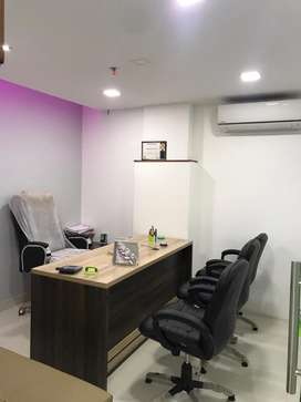 Highly Furnished Luxuary Corporate  Office For Sale