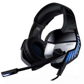 K5 Pro Gaming Headset PS4 wired Stereo Game