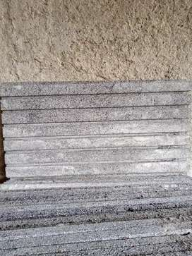 Batu alam candi alur lurus
